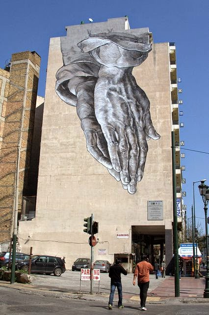 Kretsis & M.Anastasakos Street Art Athens