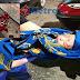 'Bersalin sendiri, uri jatuh atas jalan'