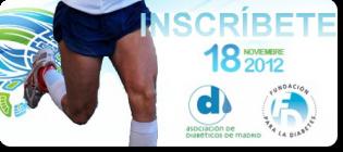 Día Mundial de la Diabetes 2012 en Madrid. 14 de noviembre
