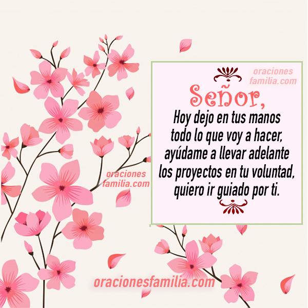 Oración de la mañana corta con frases cristianas   e imágenes bonitas de oraciones por Mery Bracho.