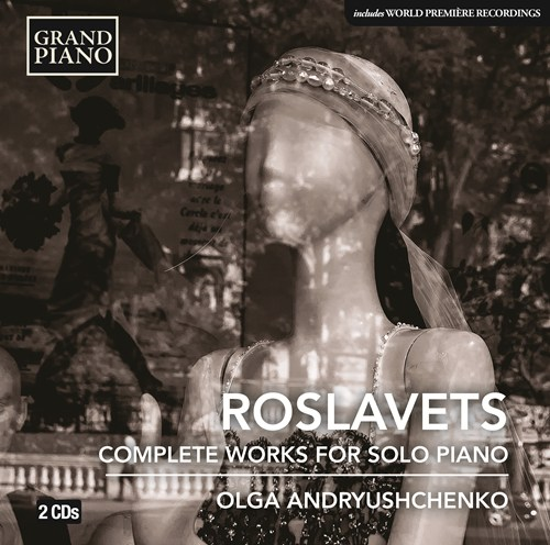 Gapplegate Classical-Modern Music Review: Roslavets