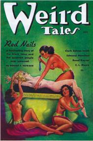 """""""Weird Tales y el pulp de fantasía y terror"""" de Javier Jiménez Barco"""