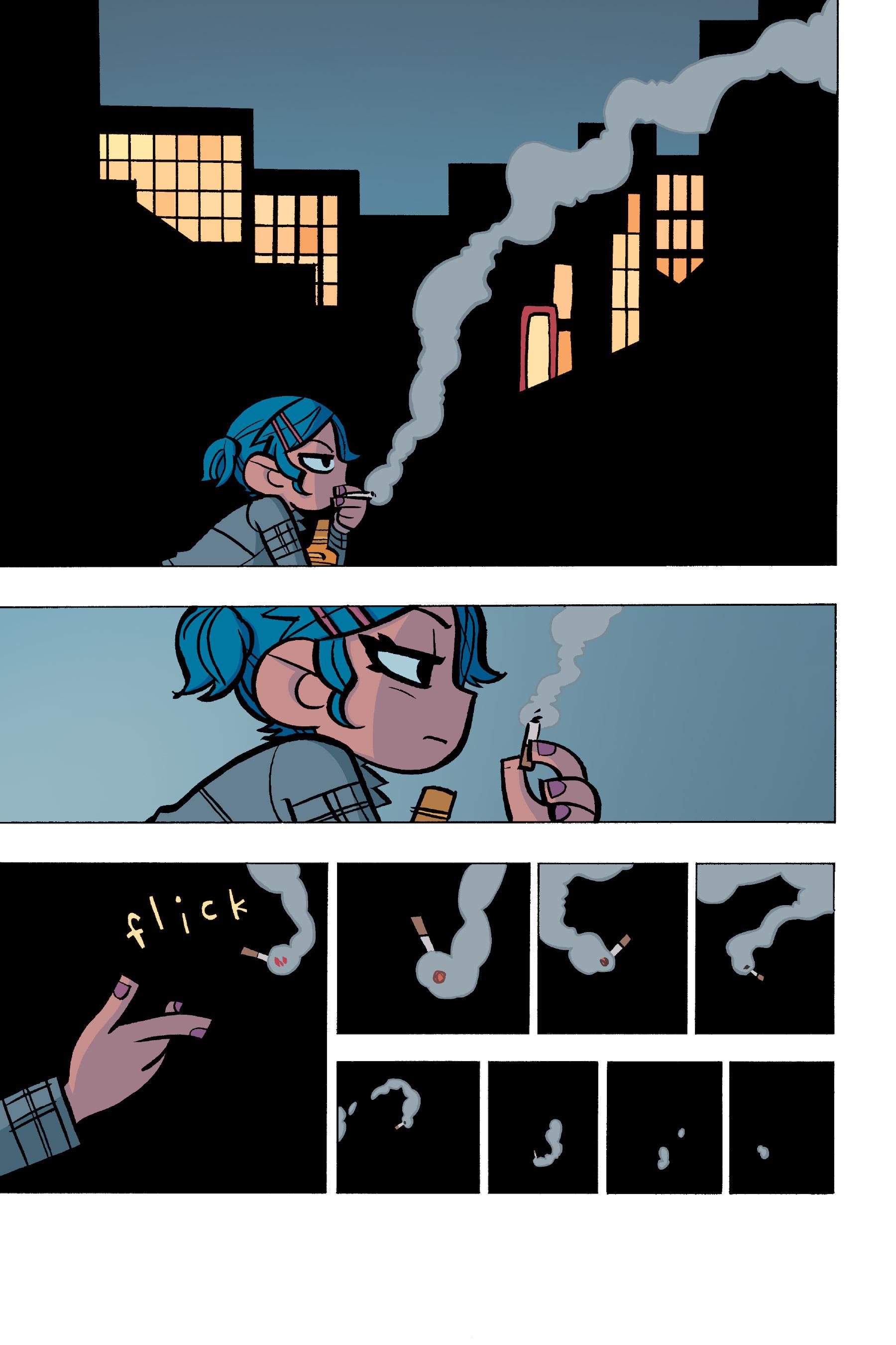 Read online Scott Pilgrim comic -  Issue #5 - 86