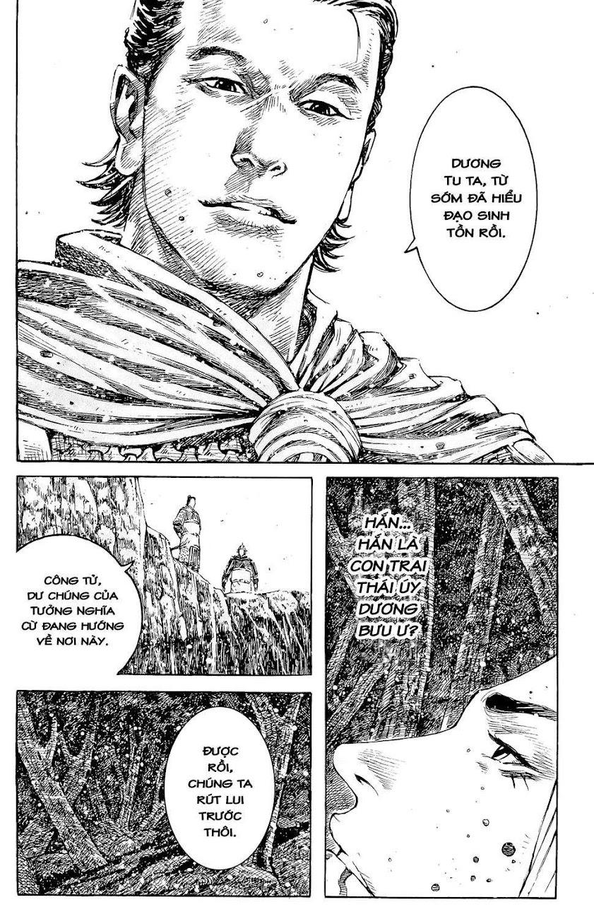 Hỏa phụng liêu nguyên Chương 351: Ma vương hoàn mộng [Remake] trang 17