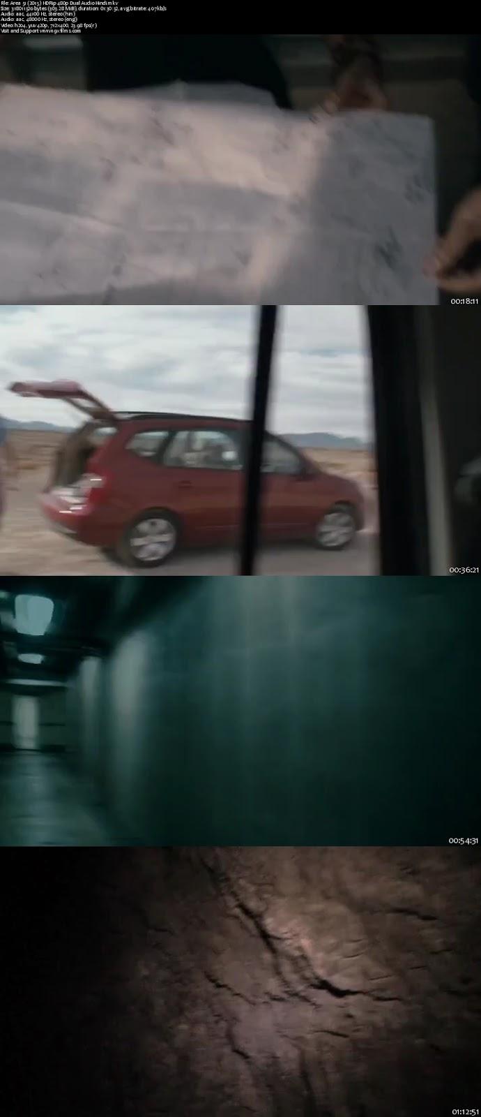 Area 51 2015 HDRip 480p Dual Audio Hindi