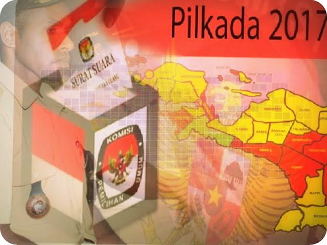Pemuda Sentani Prihatin Status Tersangka 19 Kadistrik di Pilkada Jayapura