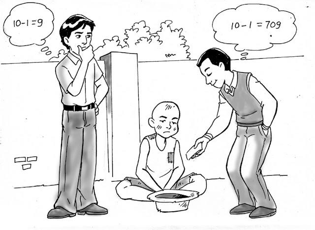 Ilustrasi Sedekah