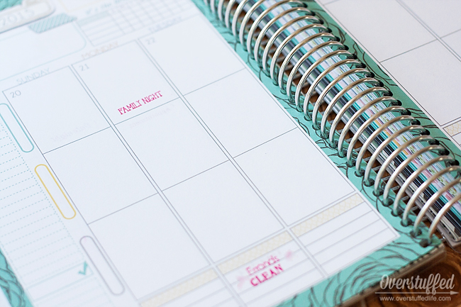 How to use stampers to make your planning more efficient.