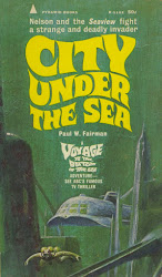 CITY UNDER THE SEA - A VOYAGE TO THE BOTTOM OF THE SEA ADVENTURE