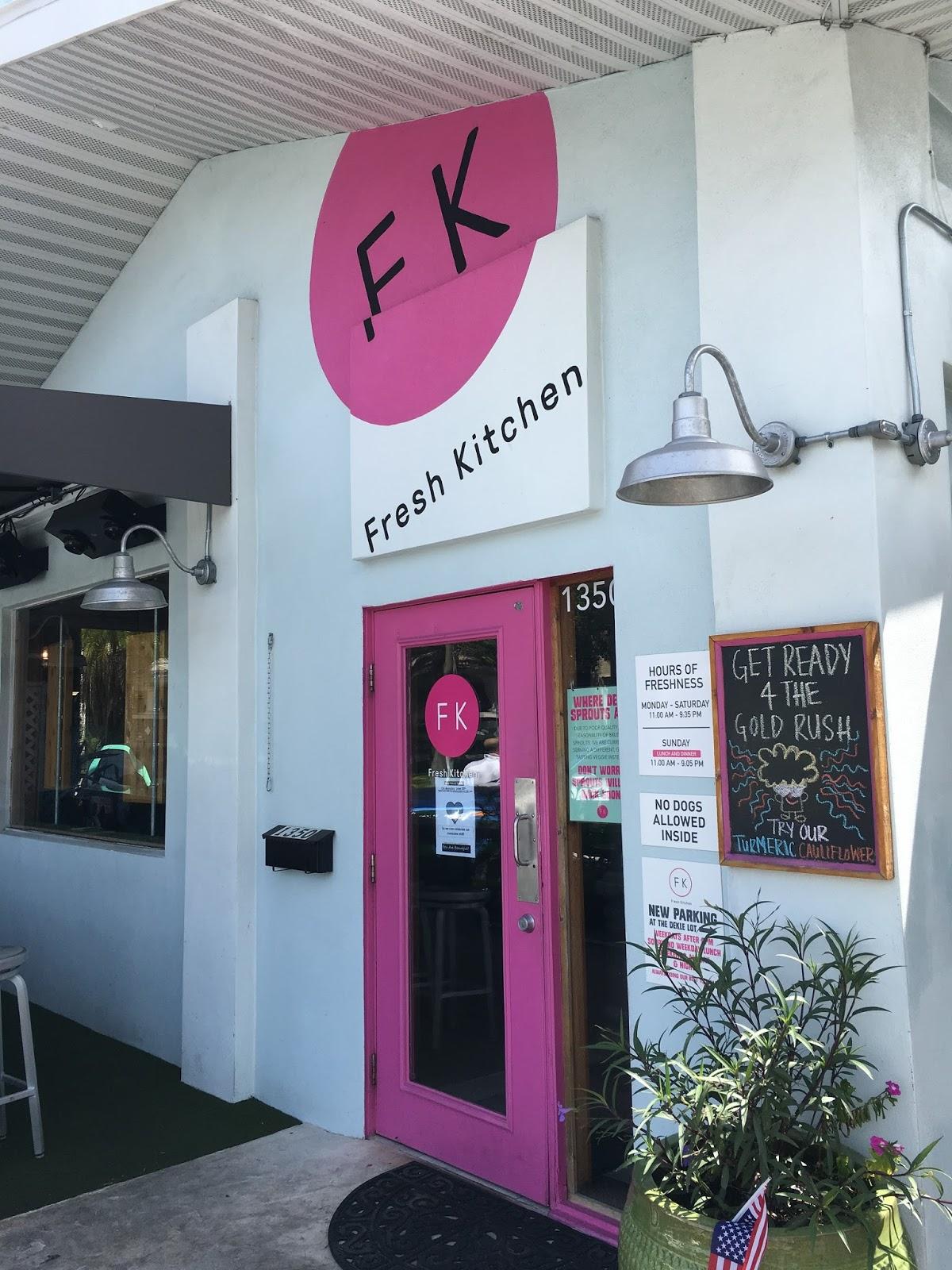 Alexis s Gluten Free Adventures Fresh Kitchen Tampa St