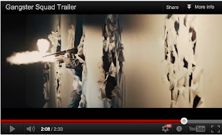 Aurora Shooting - GANGSTER SQUAD trailer