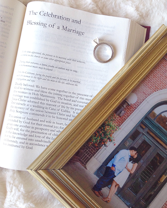 Episcopal wedding readings