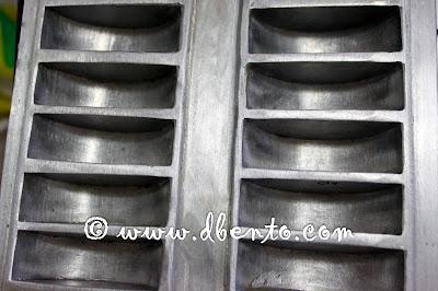 tips membersihkan cetakan besi