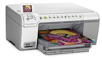 HP Photosmart C5280 Driver Download Free