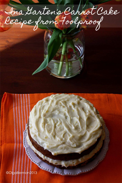 Ina Carrot Cake : carrot, Mango, Tomato:, Garten's, Carrot, Recipe, Foolproof, Cookbook