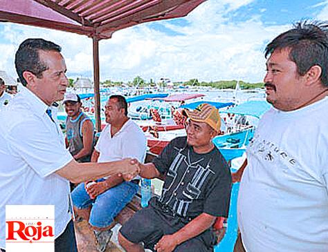 Sin afectación la ocupación hotelera a pesar de la contingencia provocada por el sargazo: Carlos Joaquín