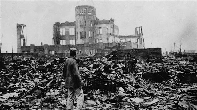 Japan marks 72nd anniversary of US atomic bombings in Hiroshima