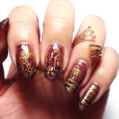 Fall Favorites Nails