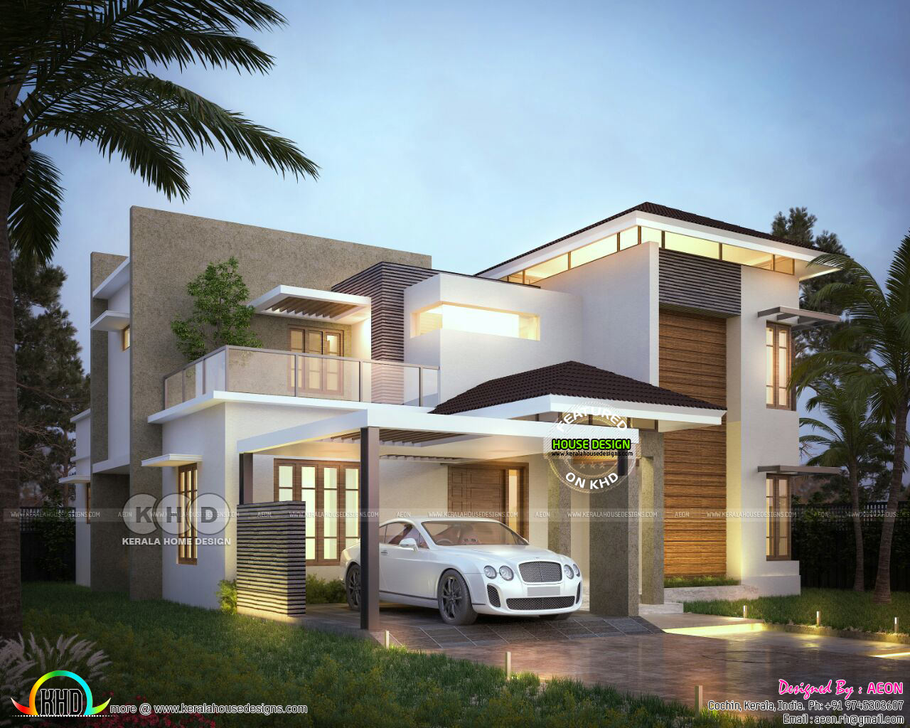 3000 Sq Ft G 1 Residential Housing Project Kerala Home