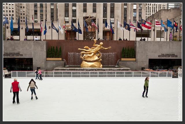 Plaza Rockefeller