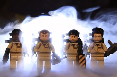 The Lego Movie and 22 Jump Street team on Ghostbusters 3