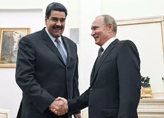 At the same time, the Russian diplomat strongly warned the US against making calls on the Venezuelan military to drop support for President Nicolas Maduro,