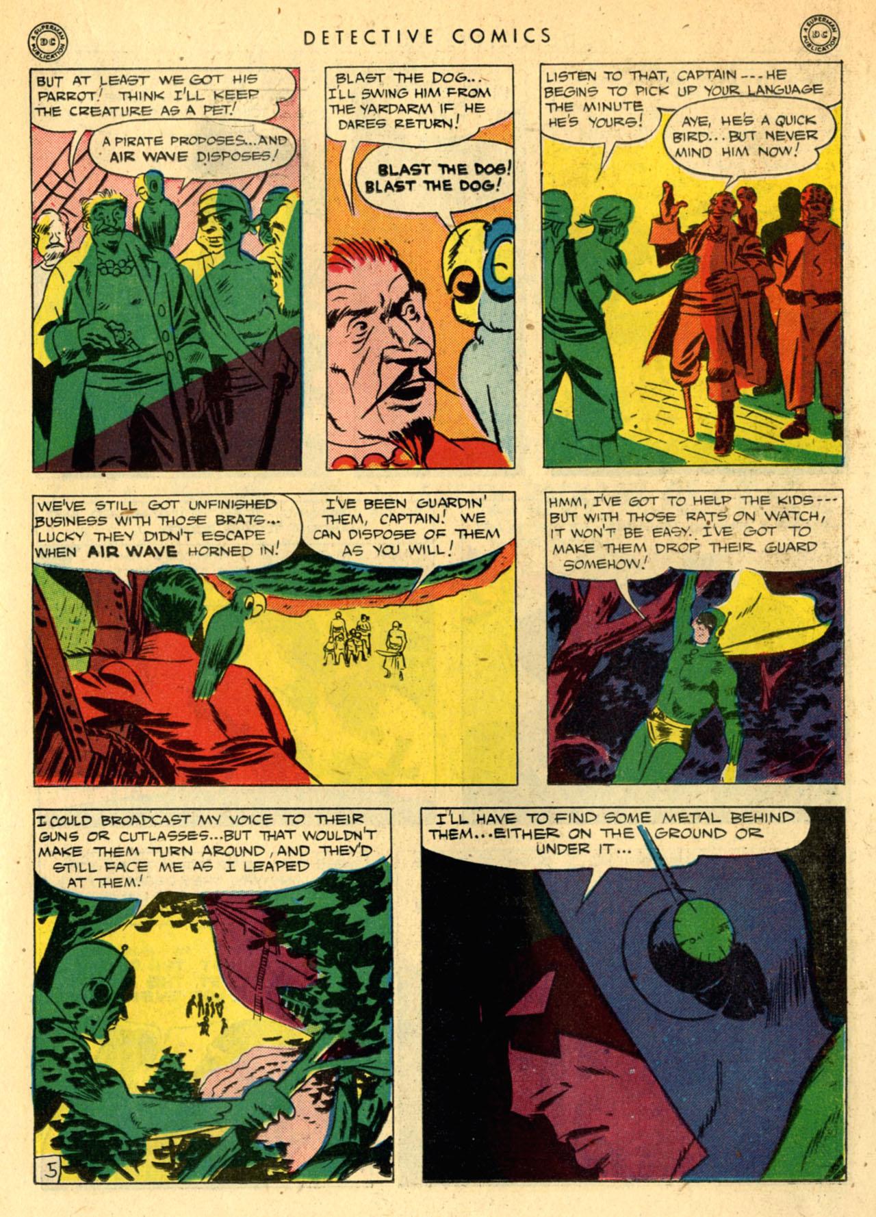 Read online Detective Comics (1937) comic -  Issue #111 - 21