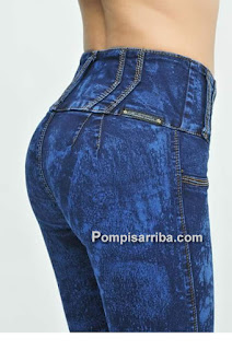 Donde compro pantalones corte colombiano pompis arriba jeans 2016