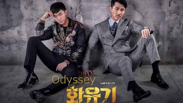 Sinopsis Drama Korea A Korean Odyssey Episode 1-20 (Lengkap)