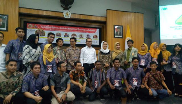 Menteri Tenaga Kerja Buka Konsolidasi Nasional Mahasiswa Pascasarjana se-Indonesia di UGM