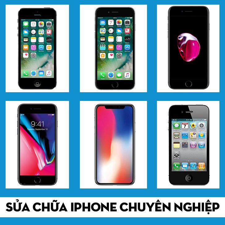 Thay mặt kính iPhone 8 Plus chính hãng