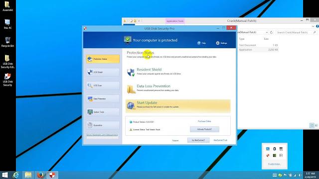 تحميل برنامج حمايه الفلاشة من الفيروسات Download USB Disk Security 2020 - موقع حملها