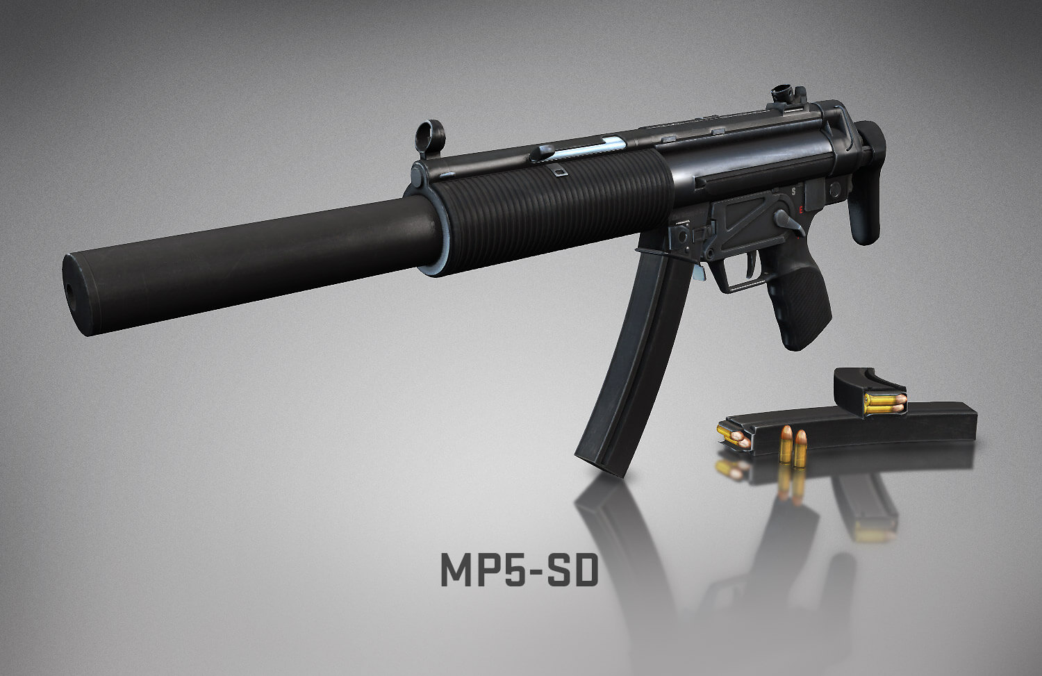 MP5SD Counter Strike: Global Offensive