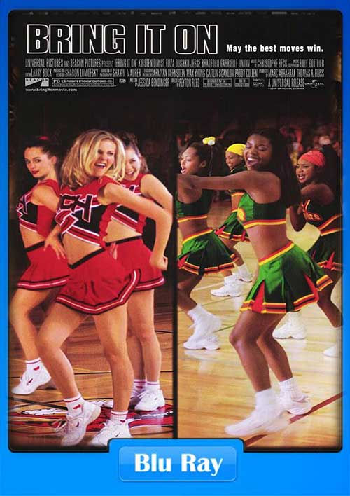 Bring It On 2000 720p BluRay 750MB x264 Poster