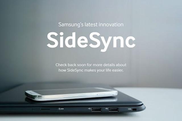 كيف تتخلص حساب سامسونج عن طريق برنامج Side Sync