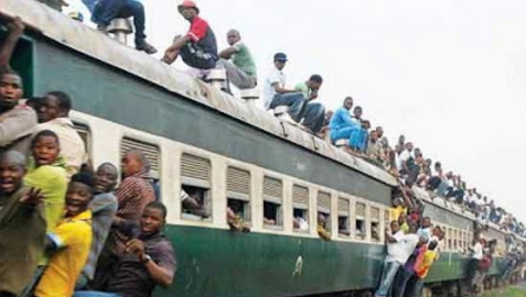 baby stoned to death train rooftop riders agege lagos