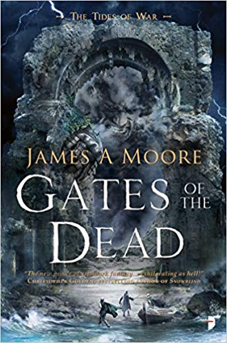 Gates of the Dead (Tides of War, Book 3)