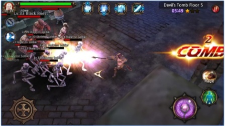 Game RPG Online Android Gratis