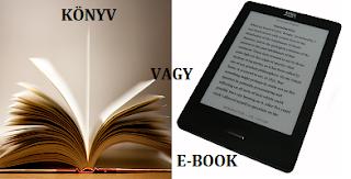 Könyv vagy e-book? Online olvasás, online könyvek