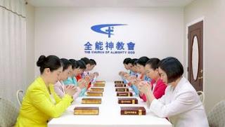 Seita chinesa acredita que mulher reencarnou em Jesus