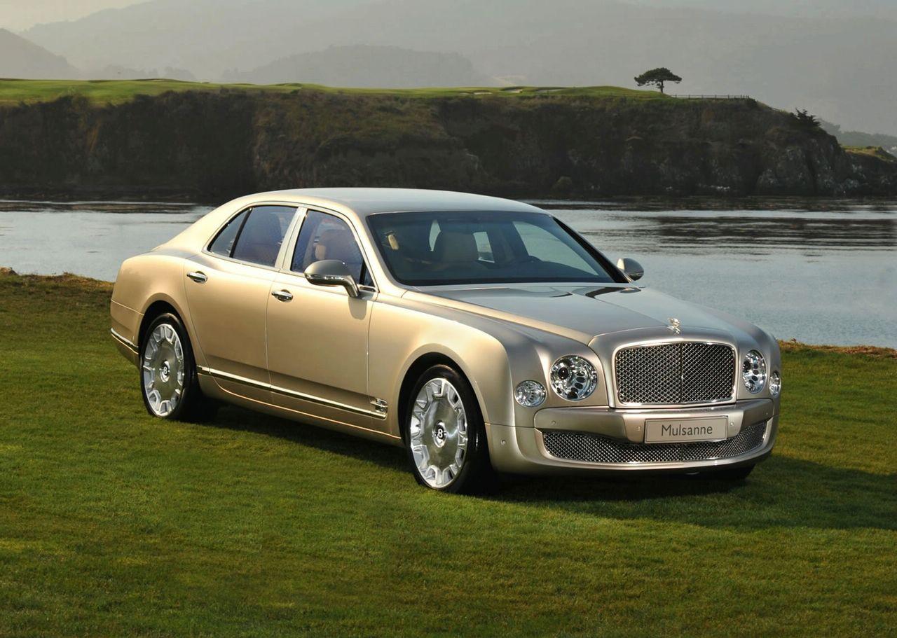 Gears Turbo Bentley