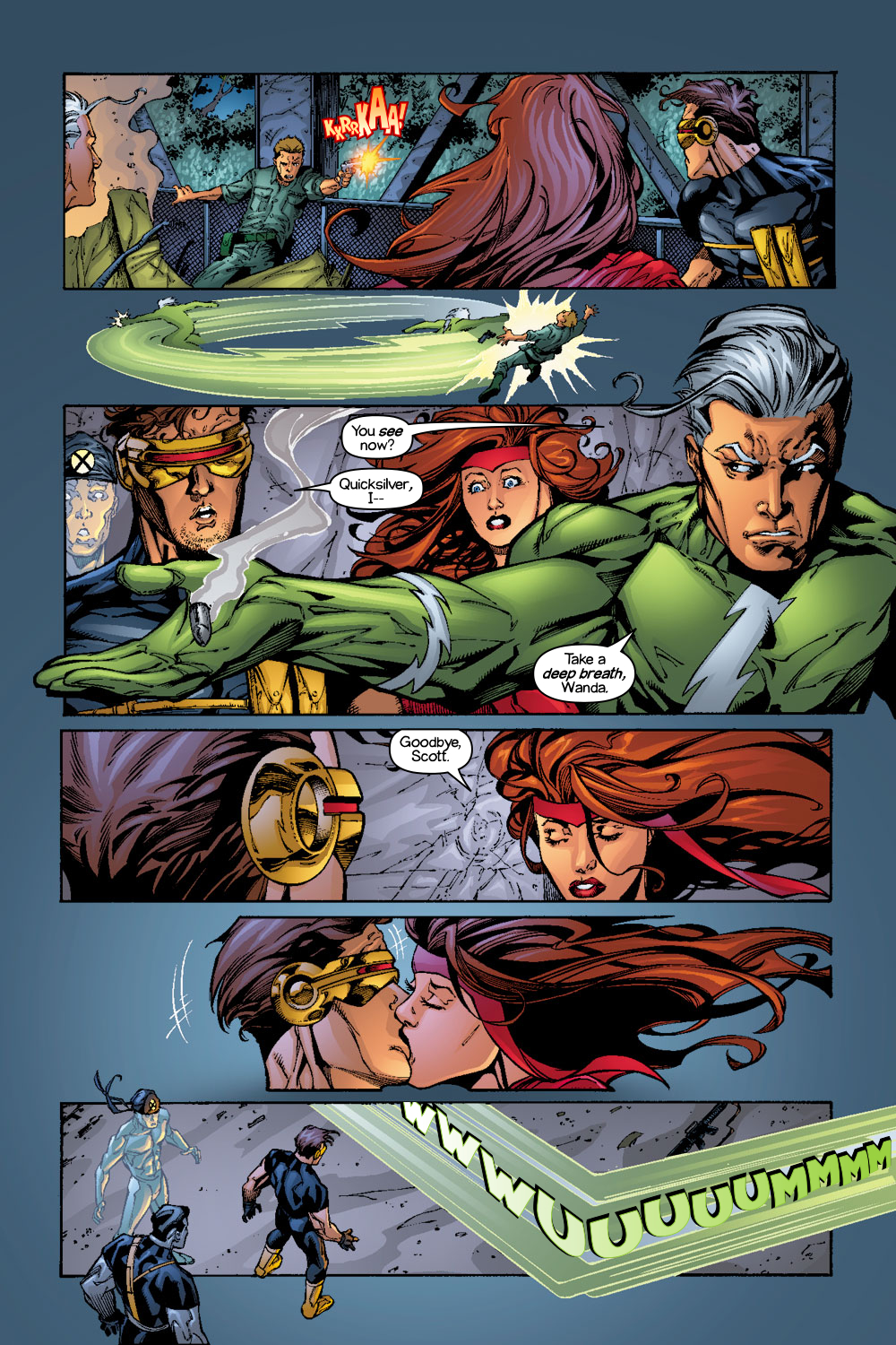 Read online Ultimate X-Men comic -  Issue #1/2 - 14