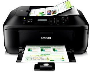 Canon PIXMA MX392 Printer Driver Download