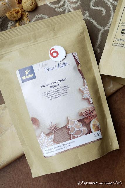 Experimente aus meiner Küche: Mein Privat Kaffee - Give Away