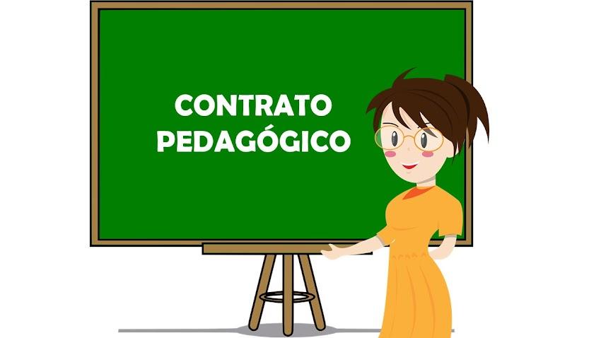 CONTRATO PEDAGÓGICO - MODELO