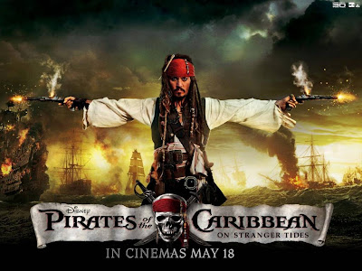2011 Pirates of The Caribbean Standard Resolution HD Wallpaper 12