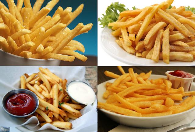 أحلى وأسهل سر لعمل أصابع البطاطس المقلية المقرمشة في البيت مثل المطاعم وألذ!