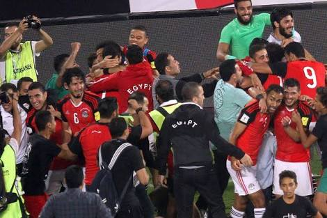 Russia 2018: Egypt becomes second African team to qualify for World Cup