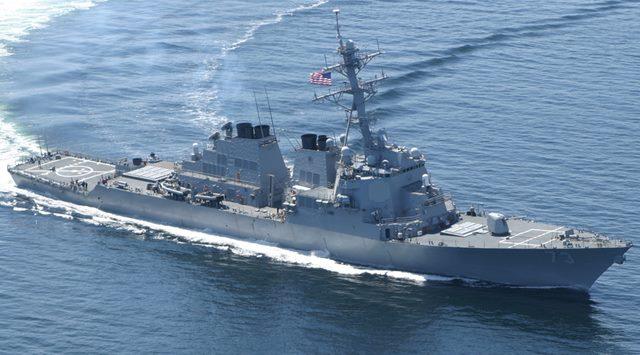 Tàu khu trục USS Decatur