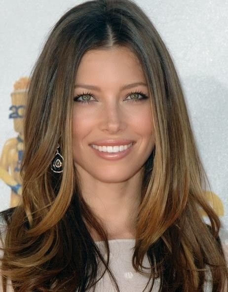 Spring 2013 Hair Colour Trends: Lighten up your brunette by adding some lighter natural brown and caramel tones to create texture and brightness for Spring.  See more http://www.womensandmenshairstyle.net/
